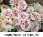 roses | Shutterstock . vector #656885923