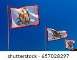 flags of all the grand masters... | Shutterstock . vector #657028297