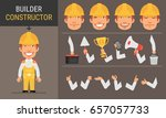 Constructor Character Builder....