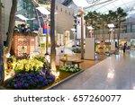 incheon  south korea   circa... | Shutterstock . vector #657260077