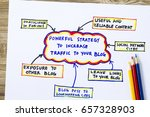 search engine optimization... | Shutterstock . vector #657328903