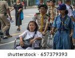 bangkok  thailand   june 11 ... | Shutterstock . vector #657379393