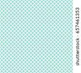 vector color rhombus pattern.... | Shutterstock .eps vector #657461353