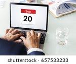 calendar appointment agenda...   Shutterstock . vector #657533233