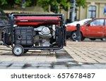 Diesel Electric Generator On...