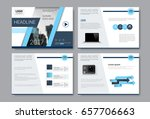 template design brochure ... | Shutterstock .eps vector #657706663