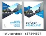 business brochure. flyer design.... | Shutterstock .eps vector #657844537