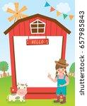 illustration vector of little...   Shutterstock .eps vector #657985843