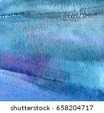 blue abstract grunge texture... | Shutterstock . vector #658204717