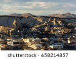 wonderful landscape of...   Shutterstock . vector #658214857