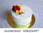 tasty  delicious  beautiful...   Shutterstock . vector #658226497