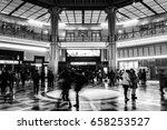 tokyo  japan   january 12  2014 ...   Shutterstock . vector #658253527