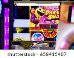 bangkok  thailand   august 16 ... | Shutterstock . vector #658415407