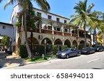 palm beach  fl   may 14 ... | Shutterstock . vector #658494013