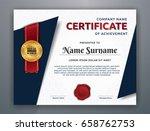 multipurpose modern... | Shutterstock .eps vector #658762753
