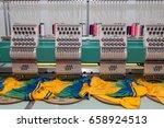kota kinabalu  sabah   malaysia ... | Shutterstock . vector #658924513