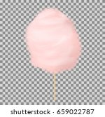 cotton candy | Shutterstock .eps vector #659022787