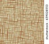 vector seamless pattern.... | Shutterstock .eps vector #659028553