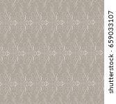 calligraphic background vintage ...   Shutterstock .eps vector #659033107
