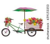 vector illustration of... | Shutterstock .eps vector #659153353