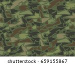 pattern texture repeating... | Shutterstock .eps vector #659155867