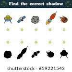 find the correct shadow ...   Shutterstock .eps vector #659221543