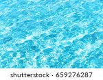 blue water texture with waves... | Shutterstock . vector #659276287