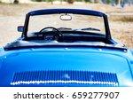 villajoyosa  spain   may 28 ...   Shutterstock . vector #659277907