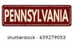 Pennsylvania Vintage Rusty...