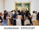 florence  italy   june  5  2017 ... | Shutterstock . vector #659313187