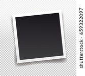 square frame template with... | Shutterstock .eps vector #659322097