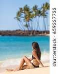 Hawaii Tropical Beach Vacation...