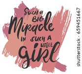 such a big miracle in such a... | Shutterstock .eps vector #659451667