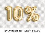 10  off discount promotion sale ... | Shutterstock . vector #659454193