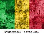 flag of mali | Shutterstock . vector #659553853