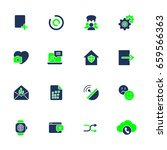 icons for sites  app  programs. ...