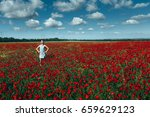 Young Woman Standing In The...