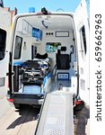 Small photo of An image of a ambulance