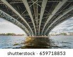 View Under The Trinity Bridge...