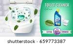 Cool Mint Fragrance Toilet...