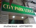 kota kinabalu sabah malaysia  ... | Shutterstock . vector #659788993