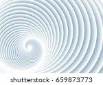 vector op art pattern. optical...   Shutterstock .eps vector #659873773