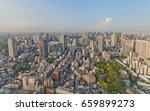 tokyo  japan   may 18  2017 ...   Shutterstock . vector #659899273