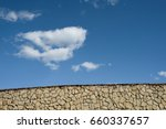 amazing clearly sky and the... | Shutterstock . vector #660337657