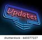 3d illustration depicting an... | Shutterstock . vector #660377227