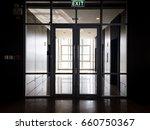 inside building that have poor... | Shutterstock . vector #660750367