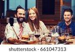 leisure  technology  friendship ... | Shutterstock . vector #661047313