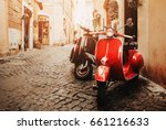rome  italy   july 8  2014  two ... | Shutterstock . vector #661216633