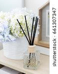 scent sticks aromatic in... | Shutterstock . vector #661307347