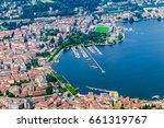 Como City  Lake Como  Italy....